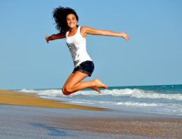 Five Simply Ways to Stay Positive
